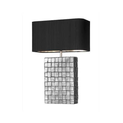 David Hunt Lighting, Element Table Lamp Pewter Base Only, ELE4367 (Hand made, 7-10 day Delivery)